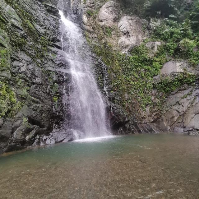 屏東涼山瀑布