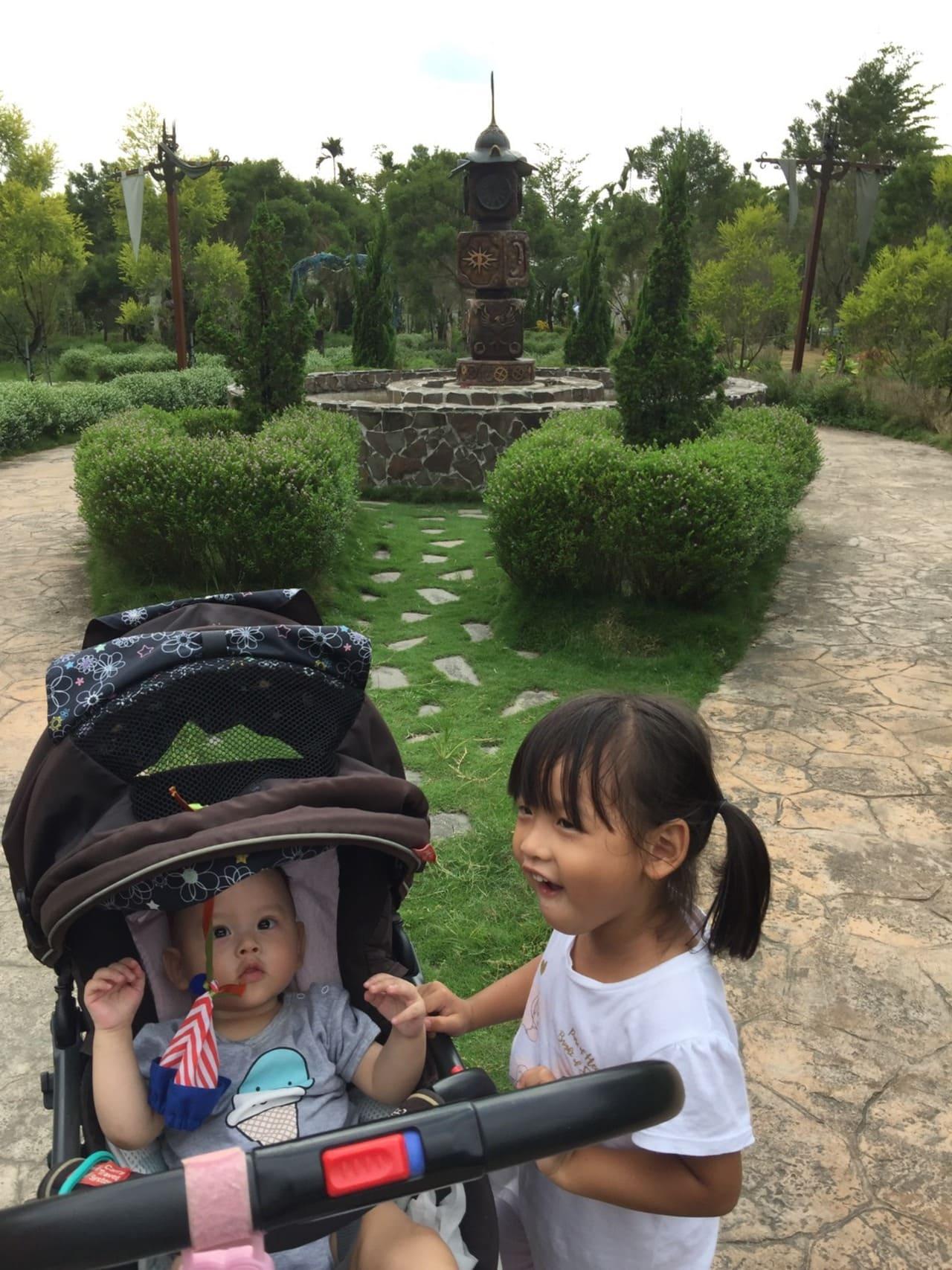 艾米達精靈谷茶樹莊園四面鐘