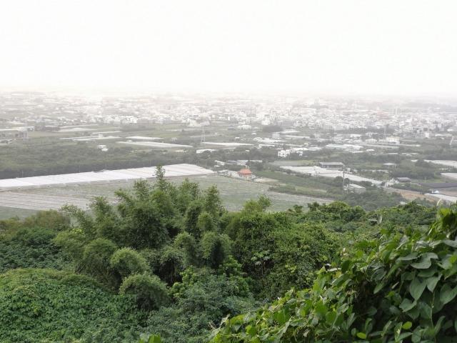 大崗山景觀