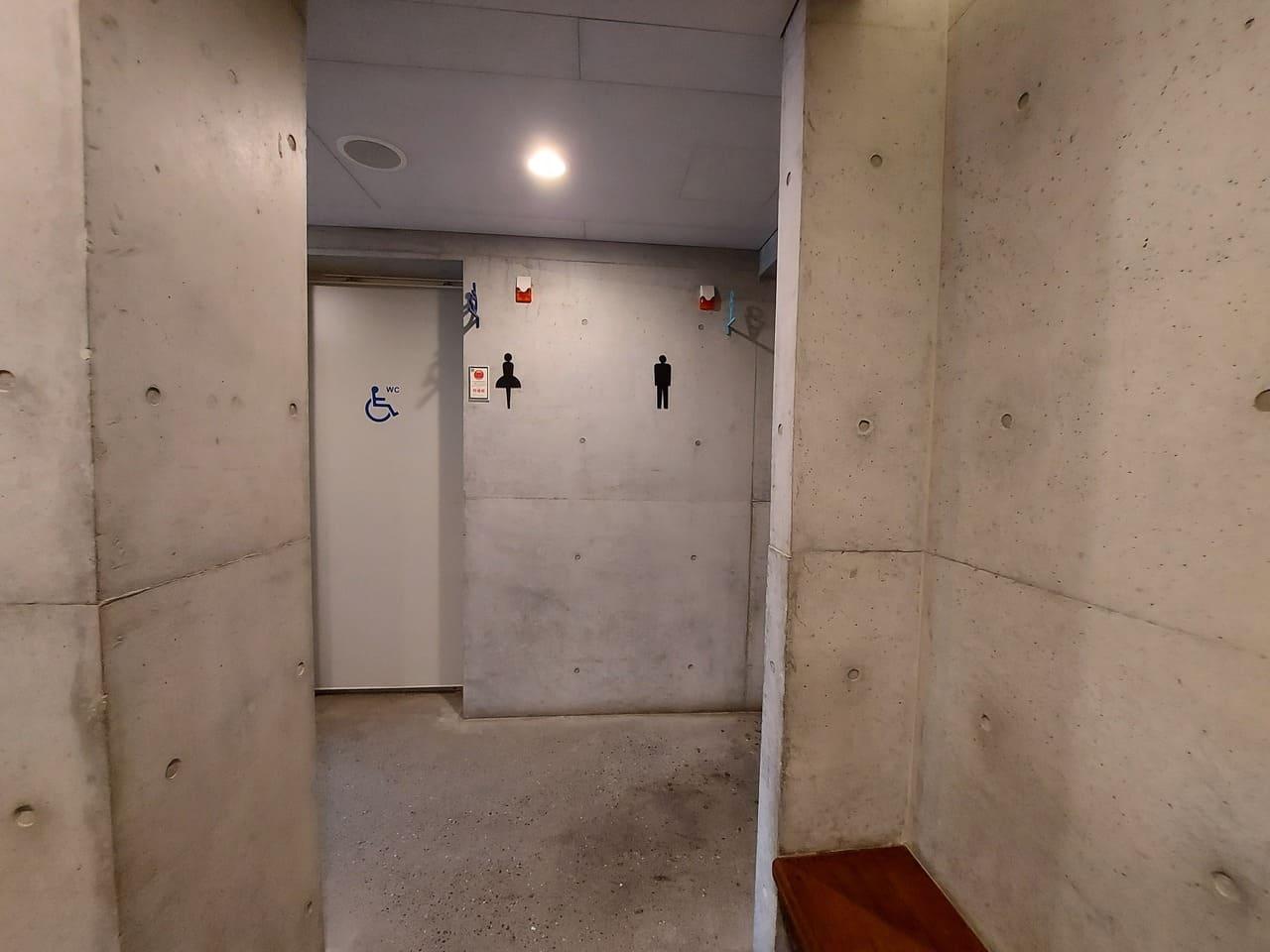 左鎮化石園區廁所