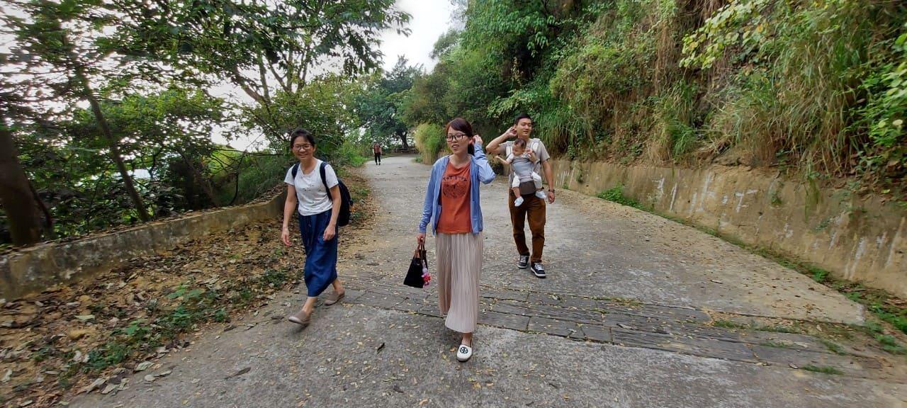 觀音山步道